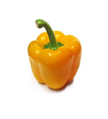 gele paprika