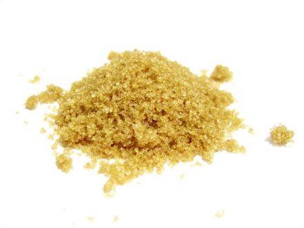 Bruine suiker
